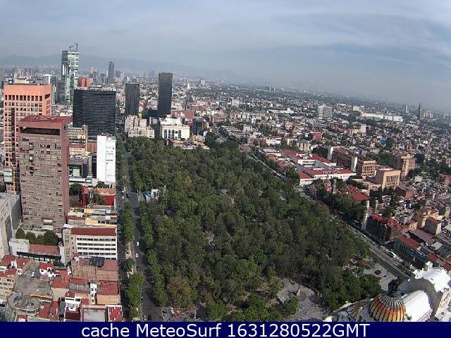 webcam Ciudad de México Restaurant Cuauhtémoc