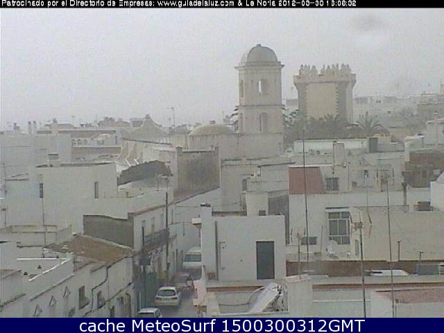 webcam Conil Los Bateles Cadiz