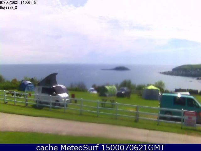 webcam Looe Beach South West