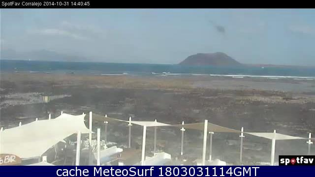 webcam Corralejo Las Palmas