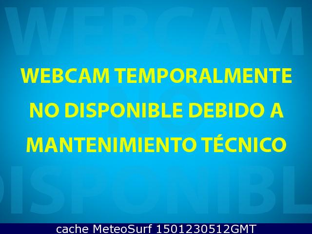 webcam Cortadura Cadiz