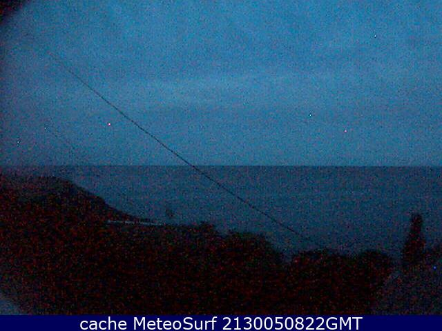 webcam Coverack South West