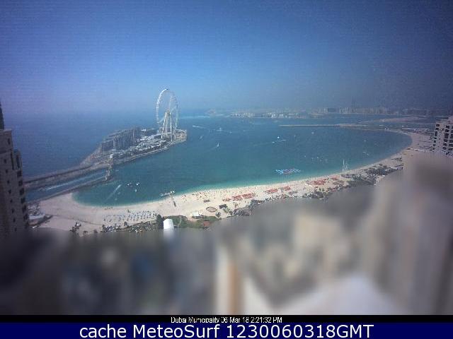 webcam Dubai Marina Jumeirah