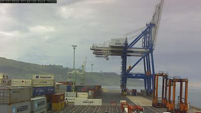 webcam Dunedin Port Dunedin City