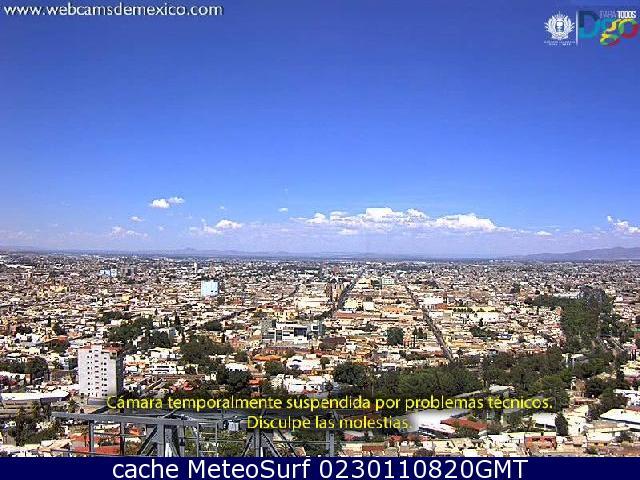 webcam Durango Feria Durango