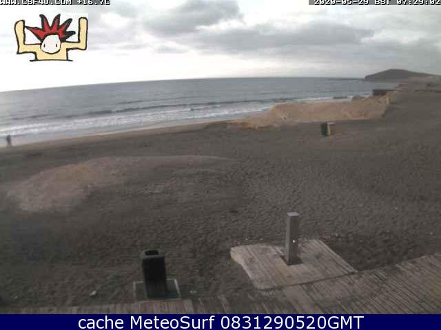 webcam Playa de el Medano Santa Cruz de Tenerife