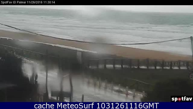 webcam El Palmar Vejer Cadiz