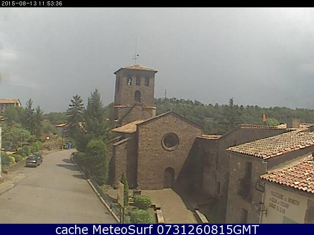 webcam Estany Barcelona