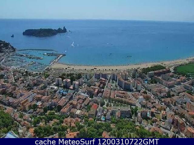 webcam Estartit Club Nautic Gerona