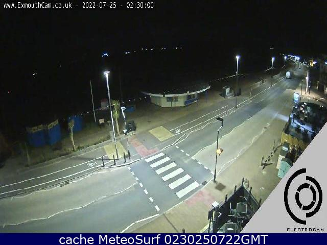 webcam Exmouth South West