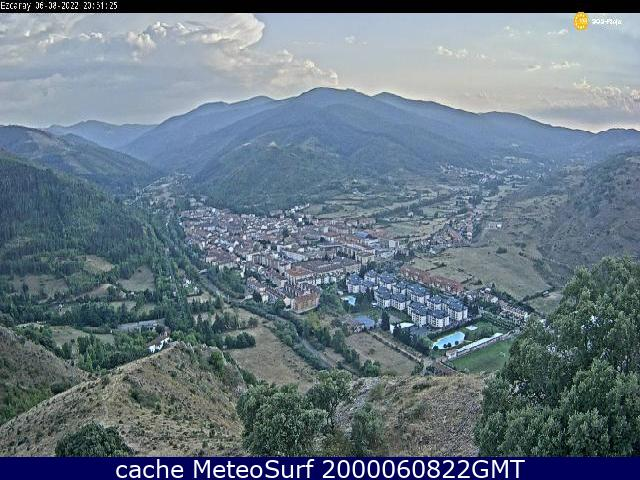 webcam Ezcaray La Rioja