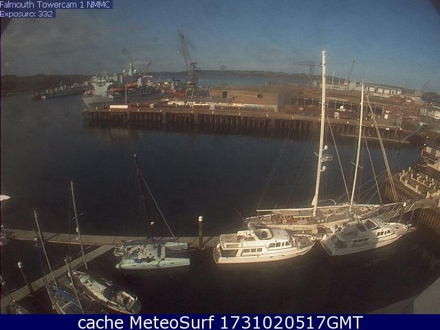 webcam Falmouth Maritime Museum South West