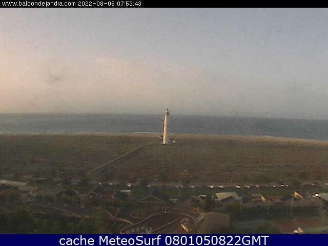 webcam Faro Jandia Morro Jable Las Palmas