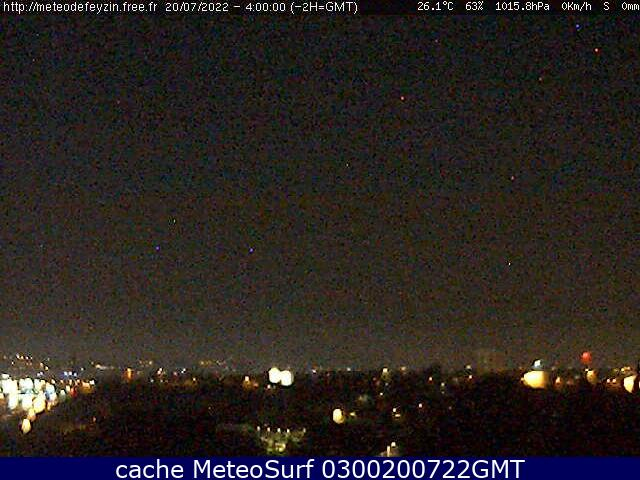webcam Feyzin Lyon Rhne