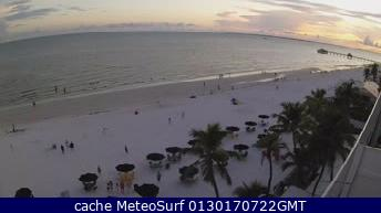 webcam Fort Myers Beach Lee