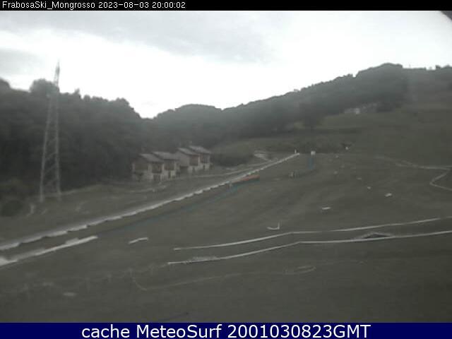 webcam Frabosa Mongrosso Ski Cuneo
