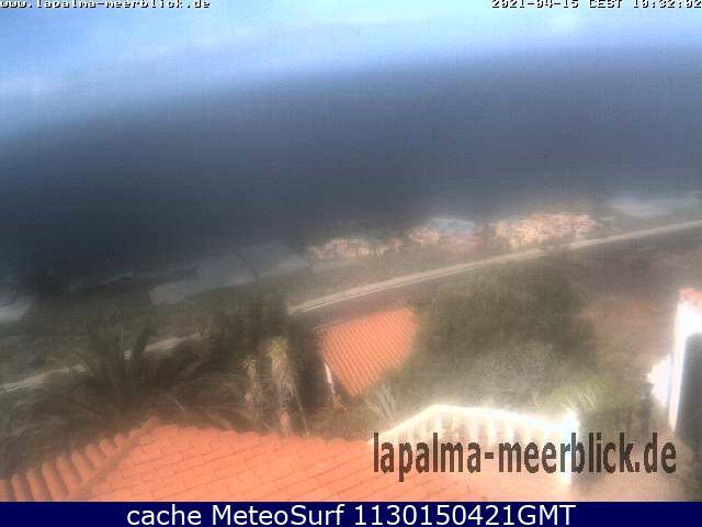 webcam Las Indias Fuencaliente Santa Cruz de Tenerife