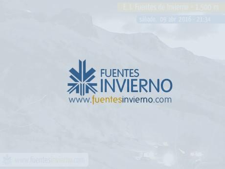 webcam Fuentes de Invierno Caudal