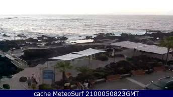 webcam Garachico Santa Cruz de Tenerife