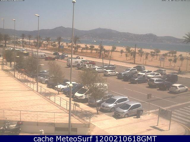 webcam Empuriabrava Playa Gerona