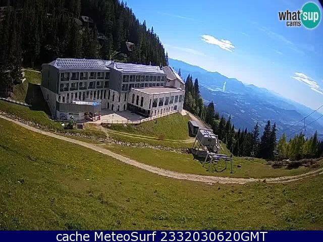 webcam Golte Hotel Mozirje