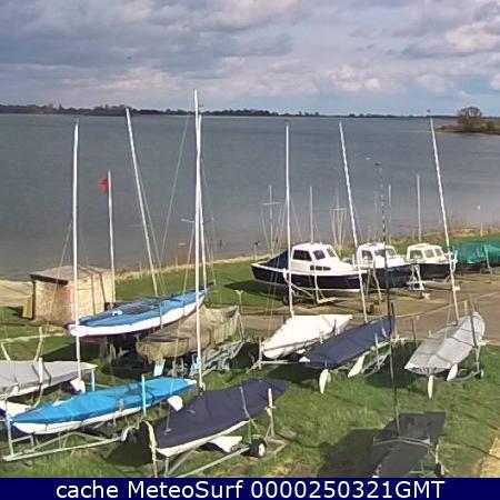 webcam Grafham Sailing Club East of England