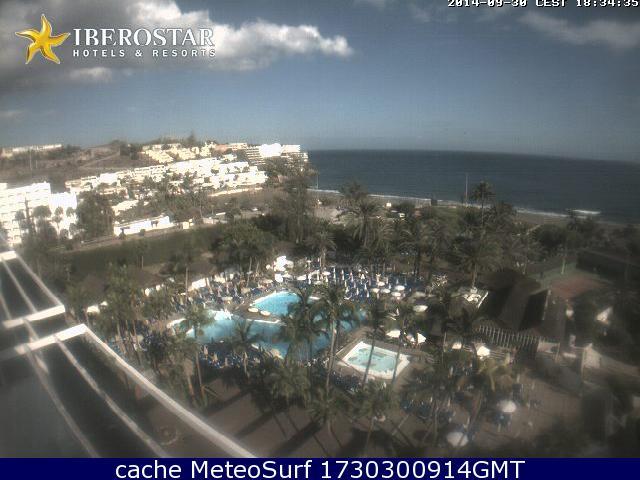 webcam Hotel San Agustin Las Palmas