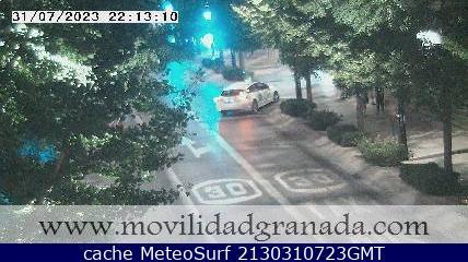 webcam Granada Centro Granada