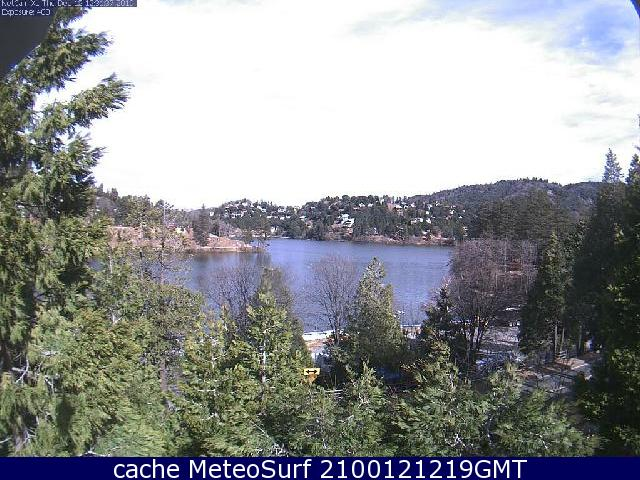 webcam Gregory Lake San Bernardino