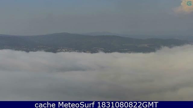 webcam Guarda Rosal Pontevedra