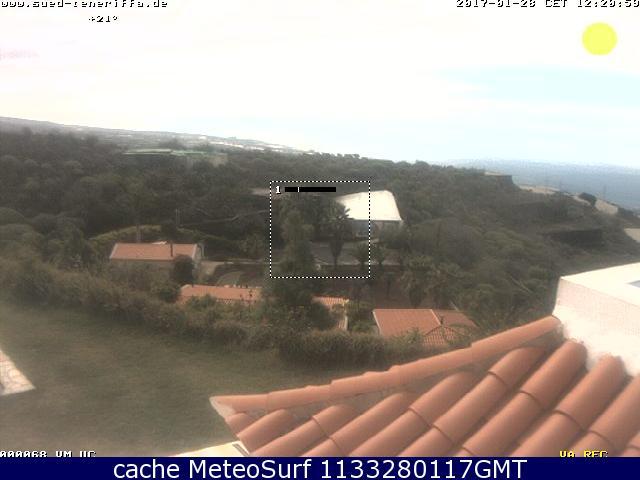 webcam Alcala Chio Guia de Isora Santa Cruz de Tenerife