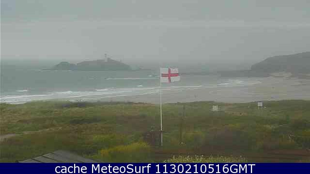 webcam Gwithian Godrevy Cornwall