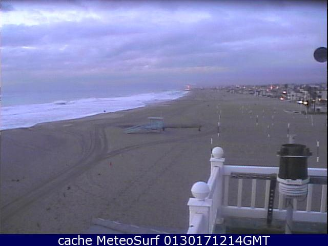 webcam Hermosa Beach Pier Los Angeles