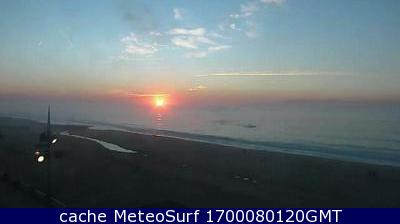 webcam Hossegor Landes