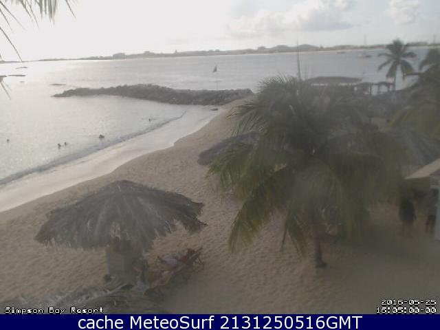webcam Sint Maarten Philipsburg Sint Maarten