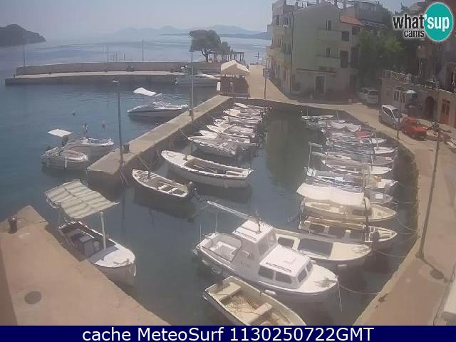 webcam Igrane Harbour Split-Dalmatia