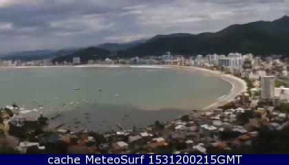webcam Itapema Panoramica Itajai