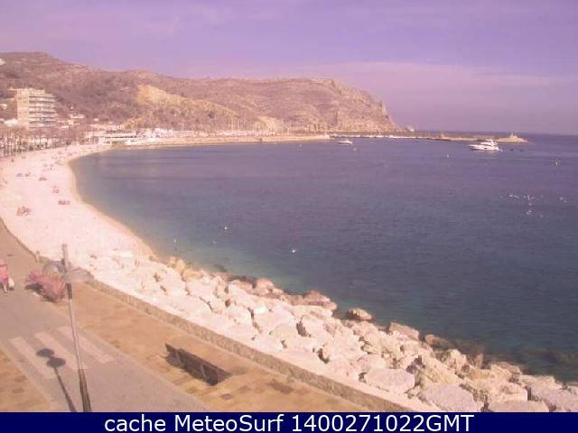 webcam Jávea Alicante