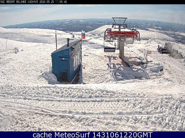 webcam Kirovsk Murmansk