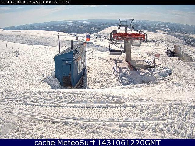 webcam Kirovsk Murmansk