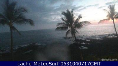 webcam Kona Reef Hawái