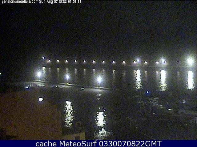 webcam Playa Vueltas Santa Cruz de Tenerife