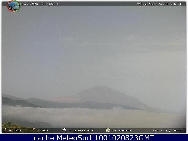 webcam La Matanza Santa Cruz de Tenerife