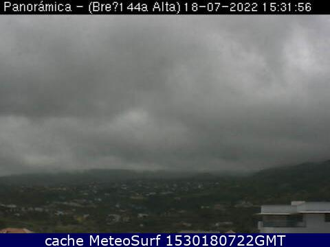 webcam Breña Alta Santa Cruz de Tenerife
