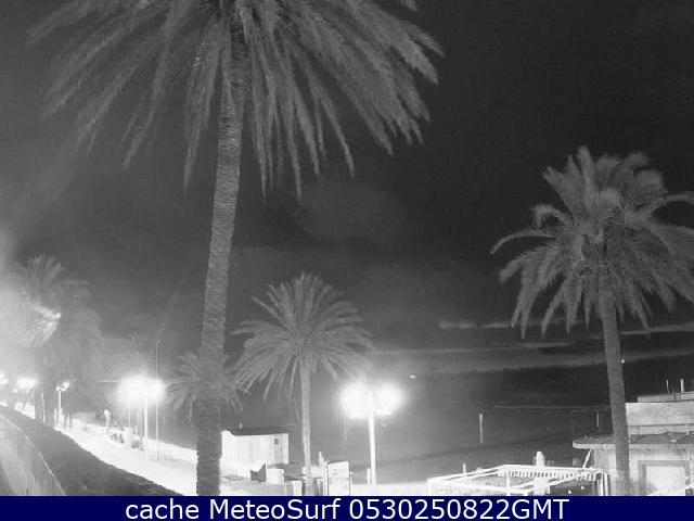 webcam La Pobla de Farnals Valencia