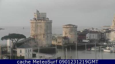 webcam La-Rochelle Charente-Maritime