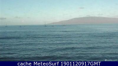 webcam Ship Wreck Lahaina Maui