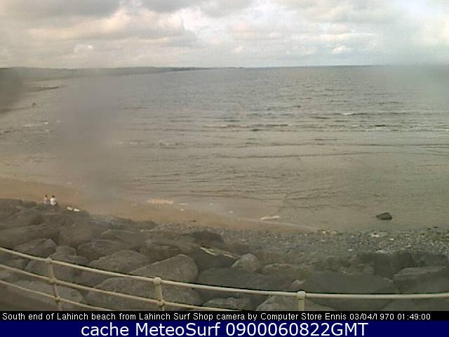 webcam Lahinch Surf Shop Clare