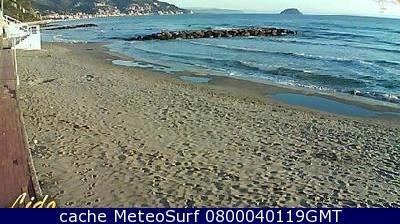webcam Laigueglia Savona
