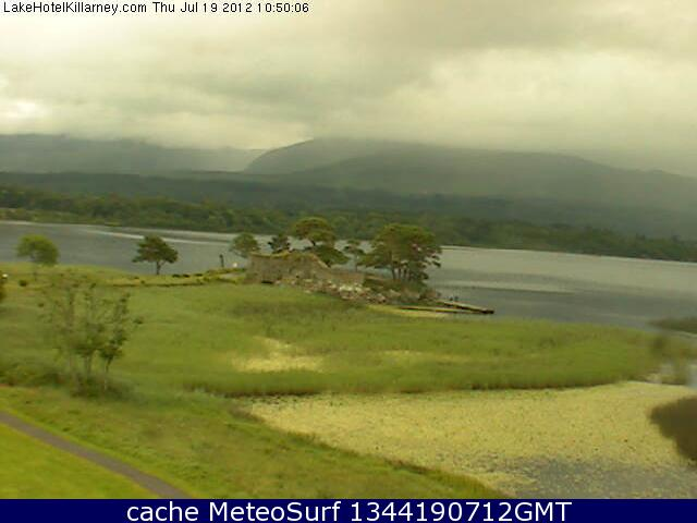 webcam Killarney Lakes Kerry